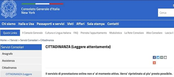 italian-citizenship-assistance-new-york-appointment-bersani-law