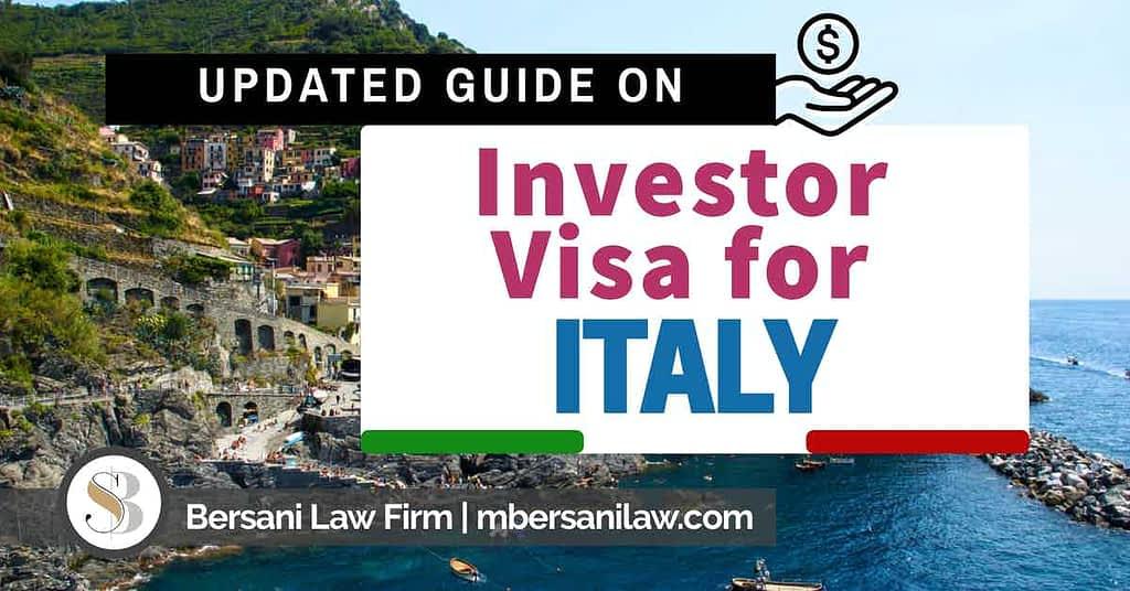 investor-visa-for-italy-in-2022