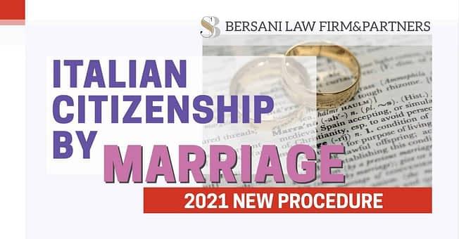 Italian-Citizenship-By-Marriage-2021-procedure