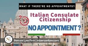 Italian-consulate-citizenship-appointment-2021-2022