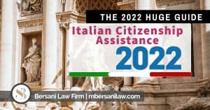 italian-citizenship-assistance-2022